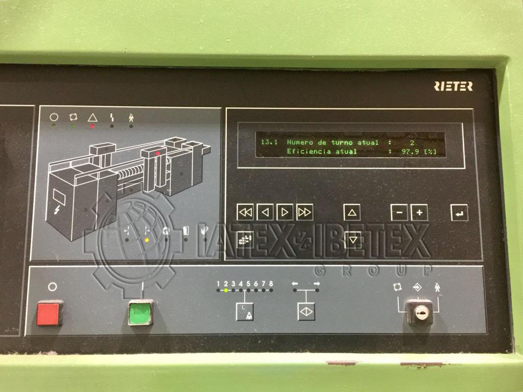 01 x Open-End Rieter BT 905- , 240 Fusos